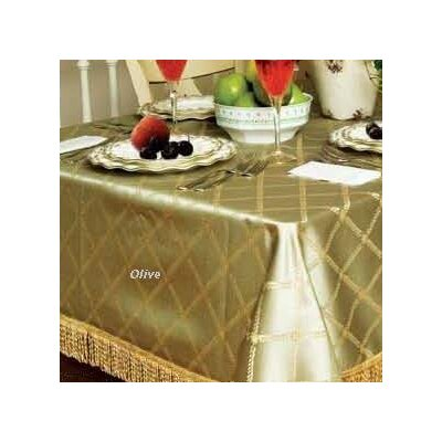 Cheever Damask Design Tablecloth