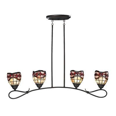 Cheaney 4 Light Pendant