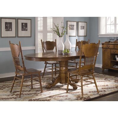 Kendrick Oval Large Pedestal Table Top