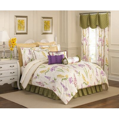 Eve 4 Piece Comforter Set Size: King