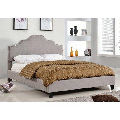 Houseknecht Queen Upholstered Panel Bed