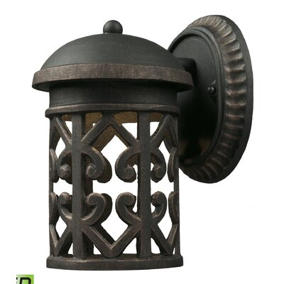 Chesterman 1-Light Outdoor Wall Lantern
