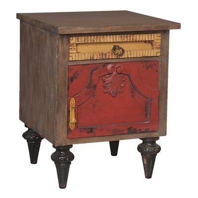 Buckhorn Side Drawer Chest Storage Cabinet