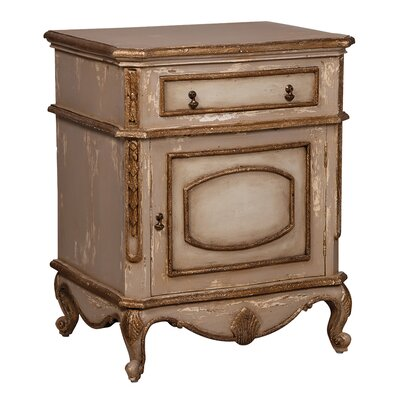 Fawley Side Accent Drawer Chest