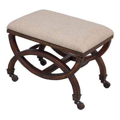 Castanada Single Arc Bedroom Bench