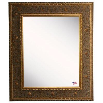 Opulent Gold Wall Mirror
