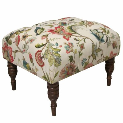 Calderdale Tufted Ottoman
