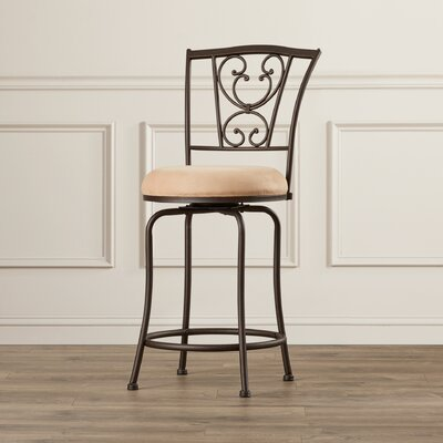 Kristine 24 Swivel Bar Stool
