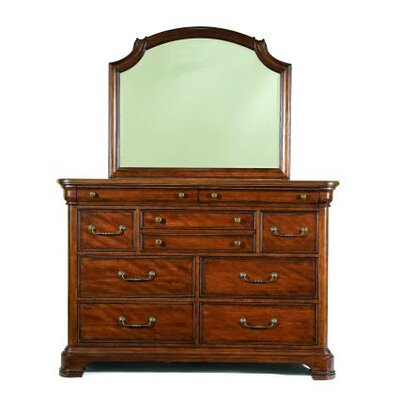 Reichard 9 Drawer Standard Dresser