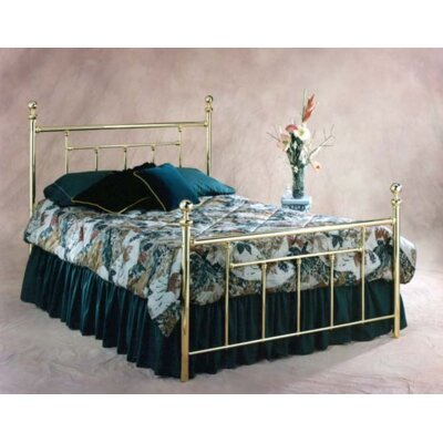 Applecrest Panel Bed Size: King