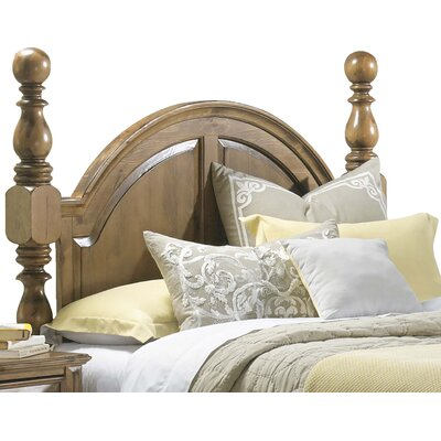 Atherton Panel Headboard Size: King