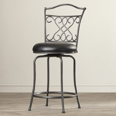 Apatow 24 Swivel Bar Stool