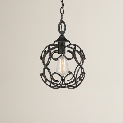 Dianna 1-Light Mini Pendant