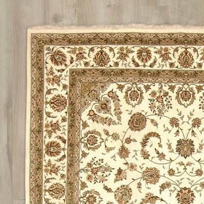 Franciscan Handmade Ivory Area Rug