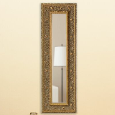 Rectangle Standing Panel Mirror Size: 23.5