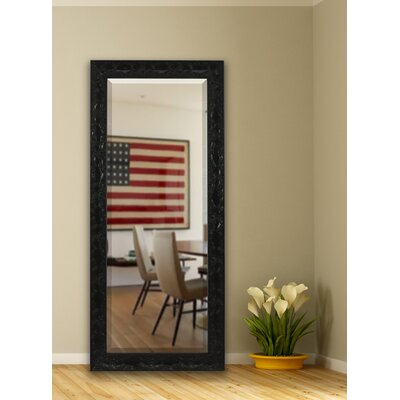 Black Rectangle Wall Mirror