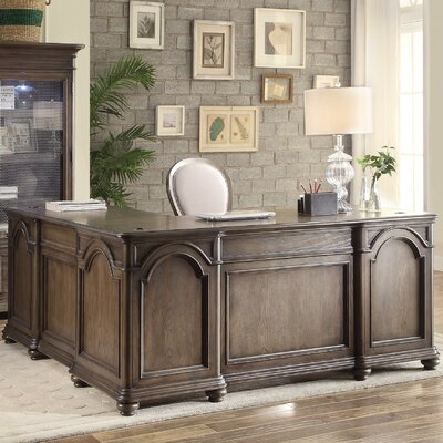 Beckles Executive Desk with Return