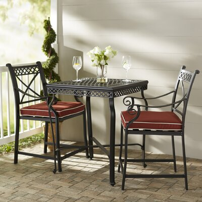 3-Piece Hallie Bistro Set