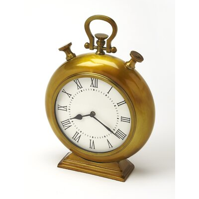 Hors D'oeuvres Desk Clock