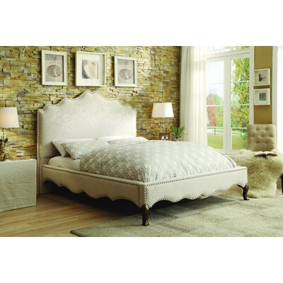 Vauxhall Upholstered Platform Bed