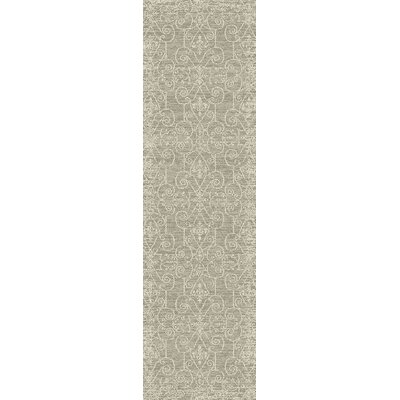 Appleridge Oatmeal Area Rug Rug Size: Runner 23 x 76