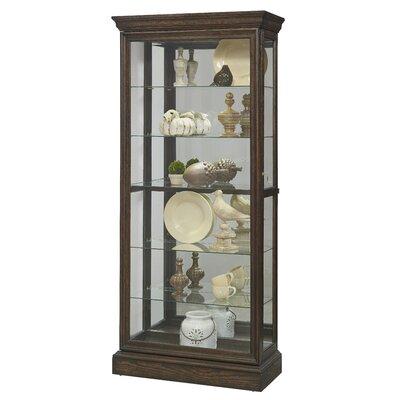 Kadine Corner Curio Cabinet