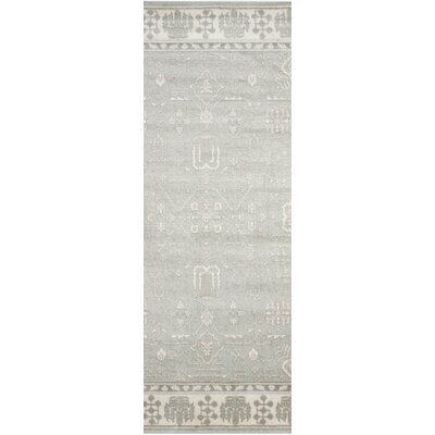 Prunella Spa Area Rug Rug Size: Runner 22 x 76
