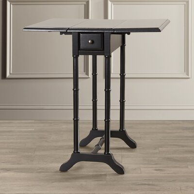 Chinery End Table Finish: Black Licorice