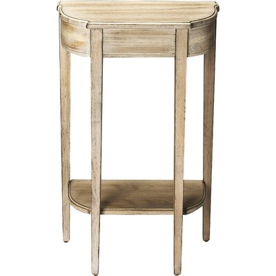 Corinne Console Table Finish: Driftwood