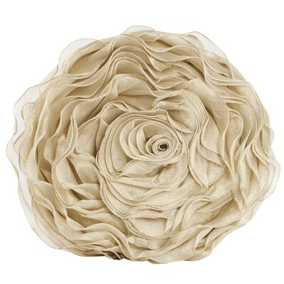 Harlowe Throw Pillow Color: Golden Sage