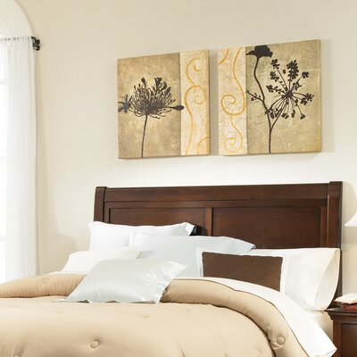 Malvina Panel Headboard Size: Full / Queen