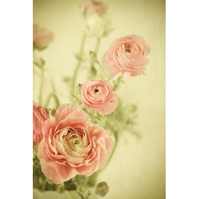 A Little Romance by Olivia Joy Photographic Print on Wrapped Canvas