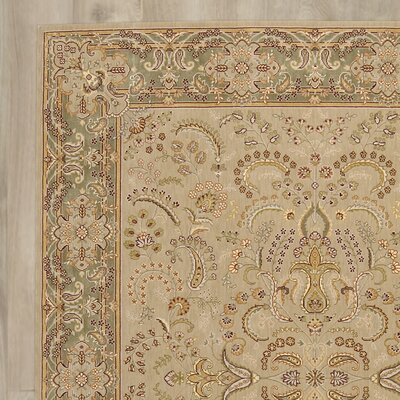 Christopherson Beige Area Rug