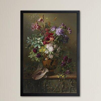 Botolph Flower Arrangement VII Framed Painting Print