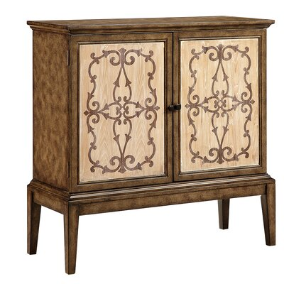Aghnadarragh 2 Door Accent Cabinet