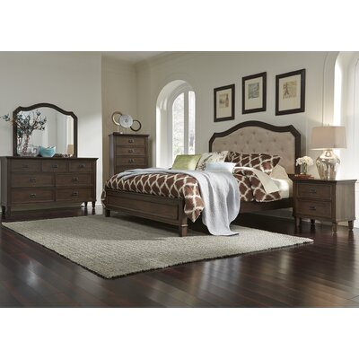 Abe Panel Configurable Bedroom Set