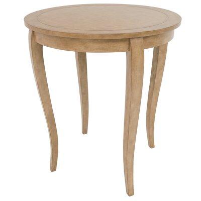 Round Classic Wood Pub Table Finish: Cedar