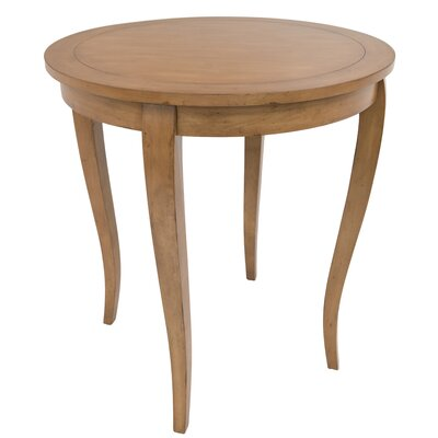 Hubbell Round Classic Wood Pub Table Finish: Vintage