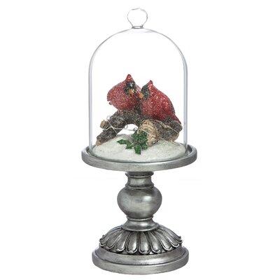 Cardinal LED Cloche