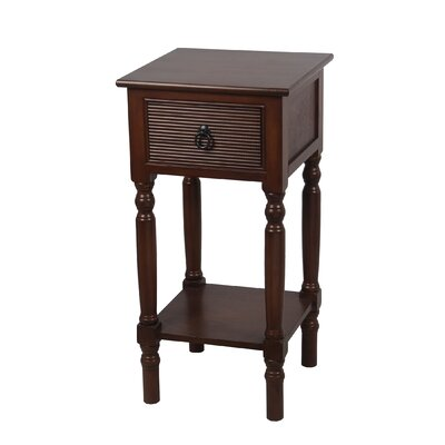 Harvey 1 Drawer End Table