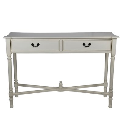 Pratt Console Table Finish: Vanilla Bean
