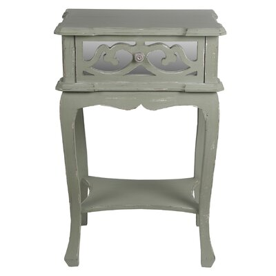 Ariela 1 Drawer End Table