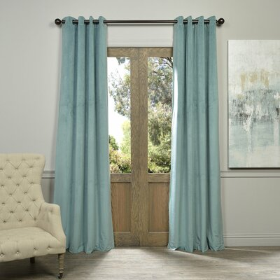 Beesley Thermal Blackout Grommet Single Curtain Panel
