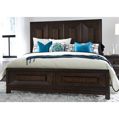 Acorn Grove Panel Customizable Bedroom Set Size: King