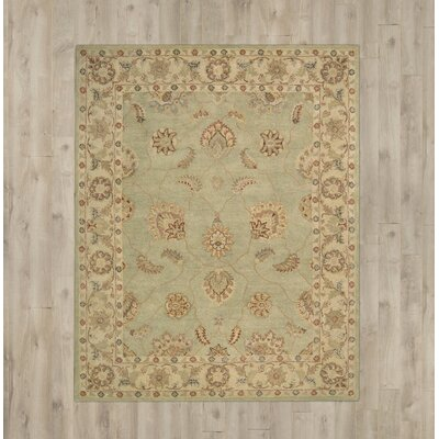 Beadnell Hand-Tufted Light Green Area Rug
