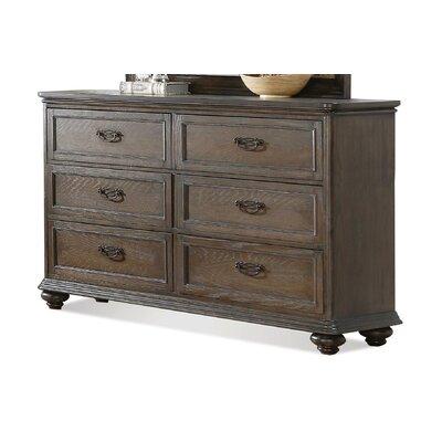 Beckles 6 Drawer Dresser