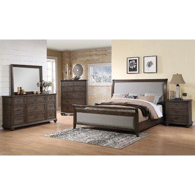 Beckles Queen Sleight Customizable Bedroom Set