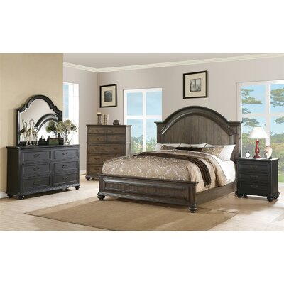 Beckles Panel Customizable Bedroom Set