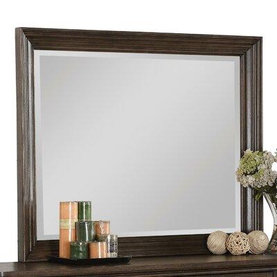 Rosalind Wheeler Beckles Rectangular Dresser Mirror