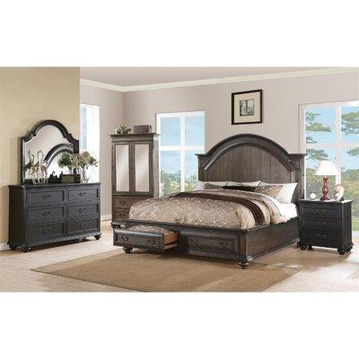 Nesbitt Panel Configurable Bedroom Set